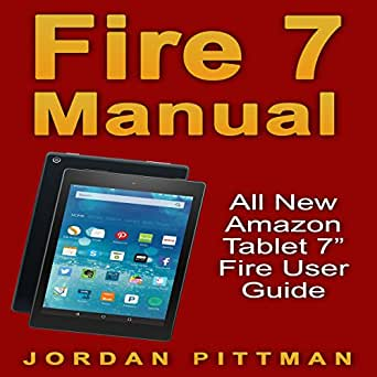 amazon fire tablet owners manual