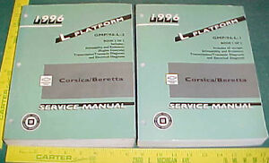 1996 chevy corsica owners manual