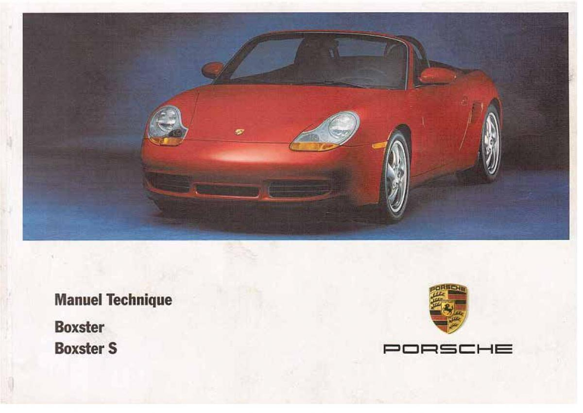 2003 porsche boxster owners manual pdf