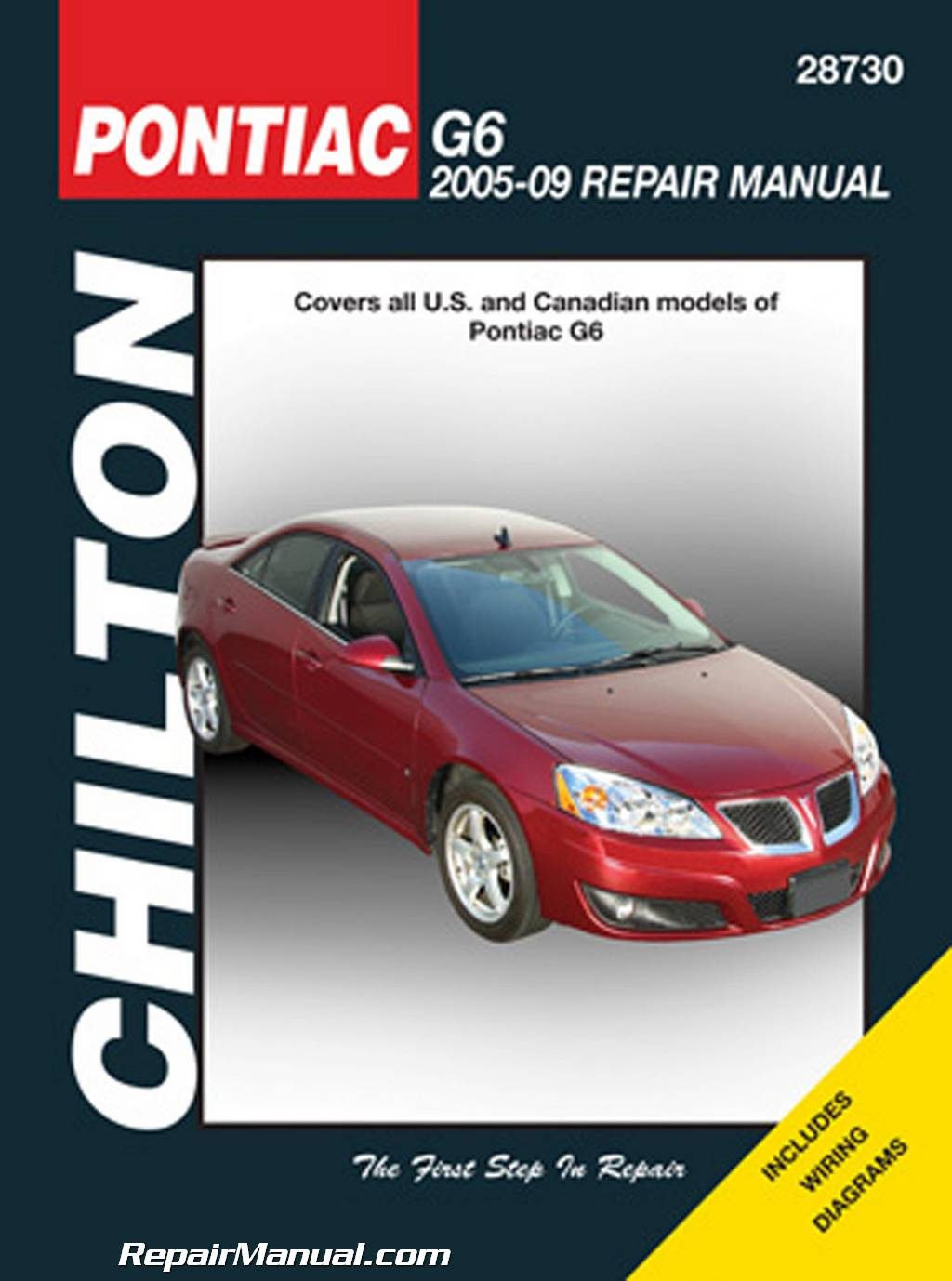2006 pontiac g6 owners manual