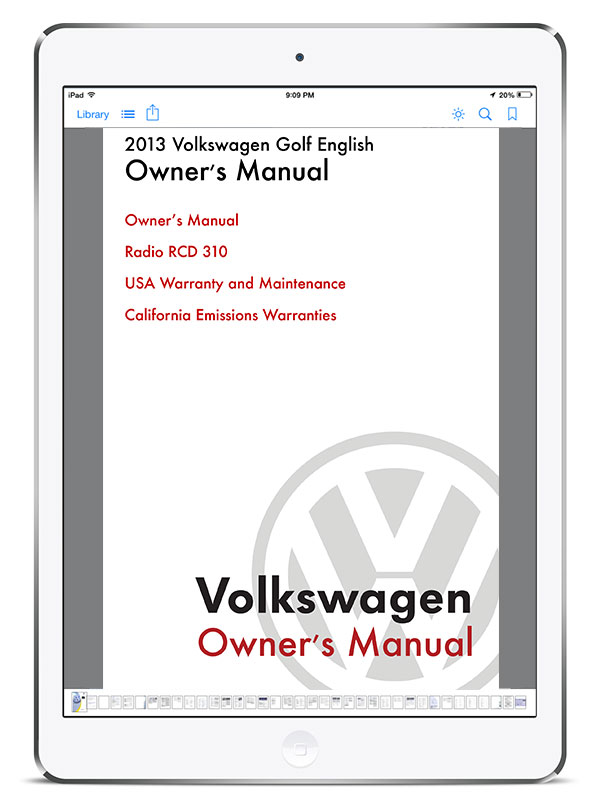 2008 vw jetta owners manual download