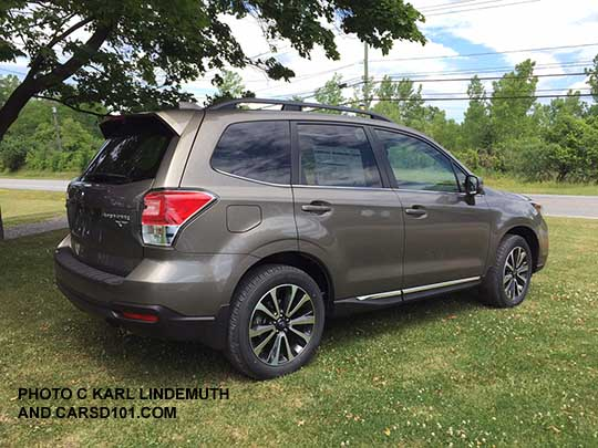 2019 subaru forester touring owners manual
