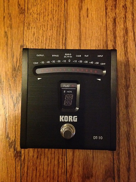 korg digital tuner dt 2 manual