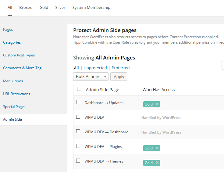 how to manually add wordpress users to wpmu membership 2