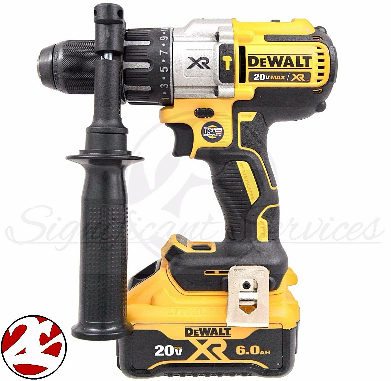 dewalt 2 speed hammer drill manual