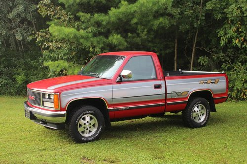 1989 gmc sierra sle owners manual