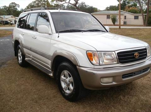 2000 toyota land cruiser owners manual