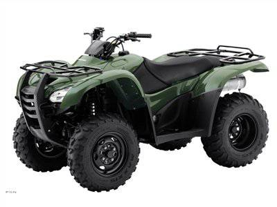 2013 honda rancher 420 4x4 owners manual