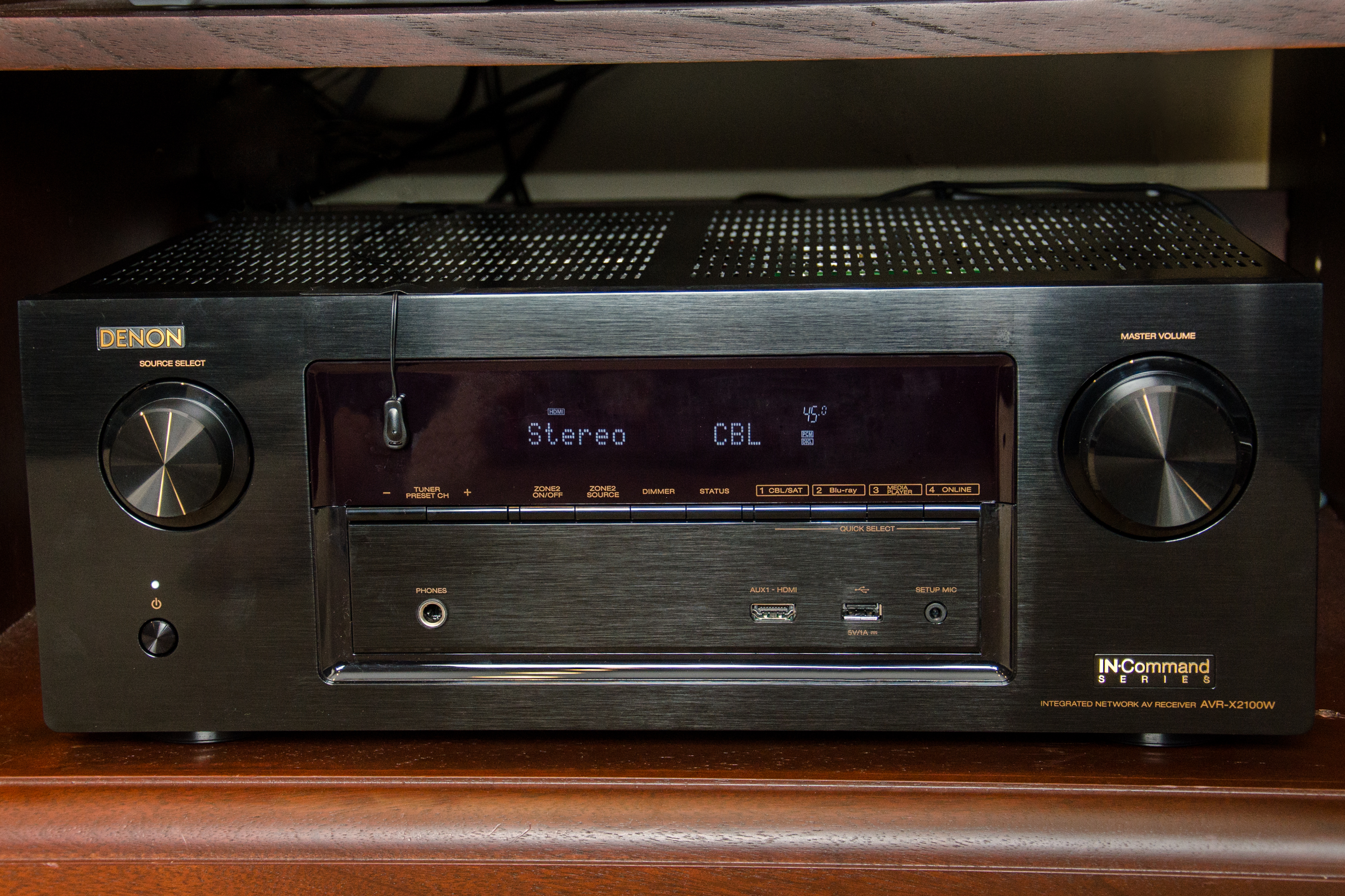 denon avr 2113ci owners manual