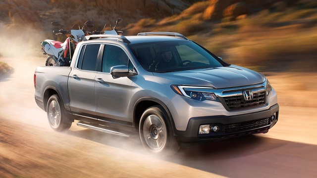 2019 honda ridgeline owners manual