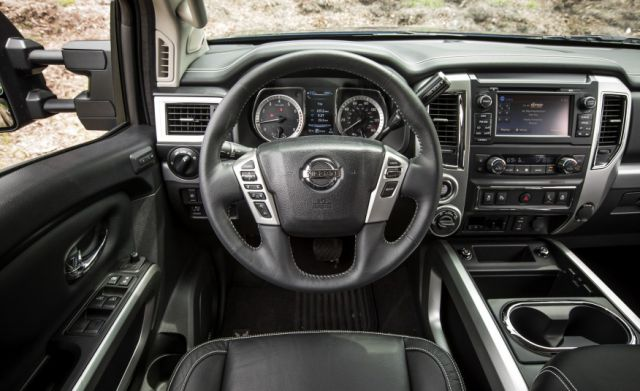 2017 nissan titan xd owners manual