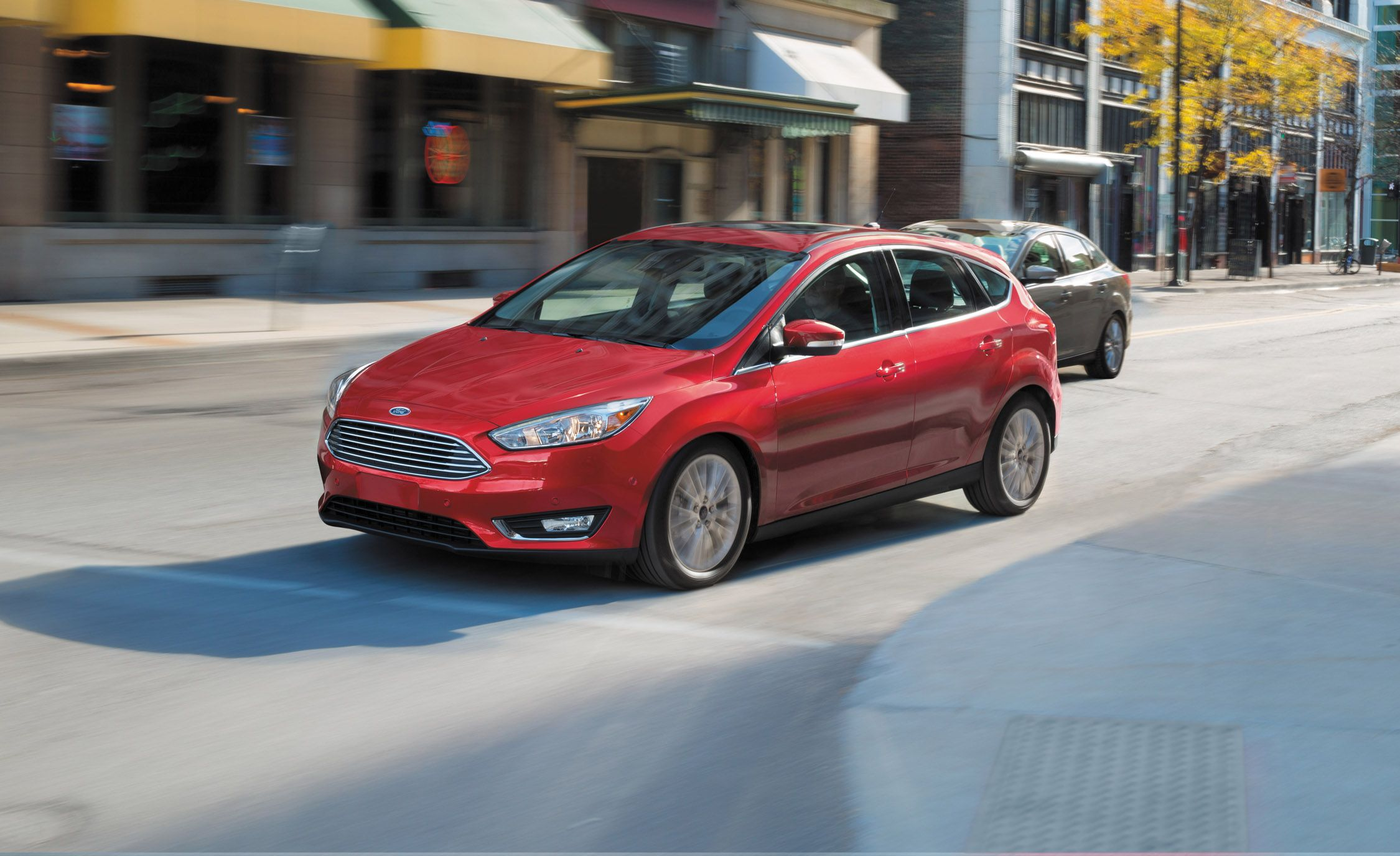 2018 ford focus se owners manual