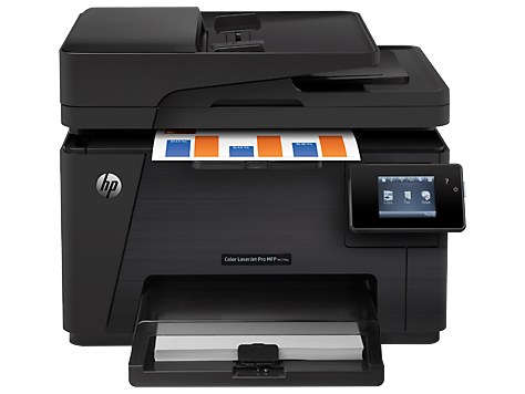 hp color laserjet pro mfp m177fw service manual