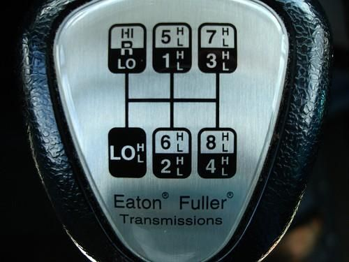 eaton fuller 13 speed transmission service manual