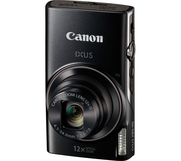 canon ixus 285 user manual