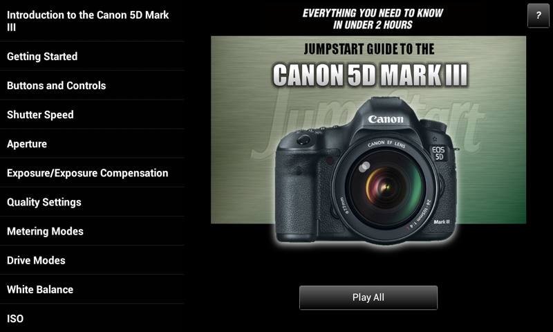 canon 5d mark iii owners manual