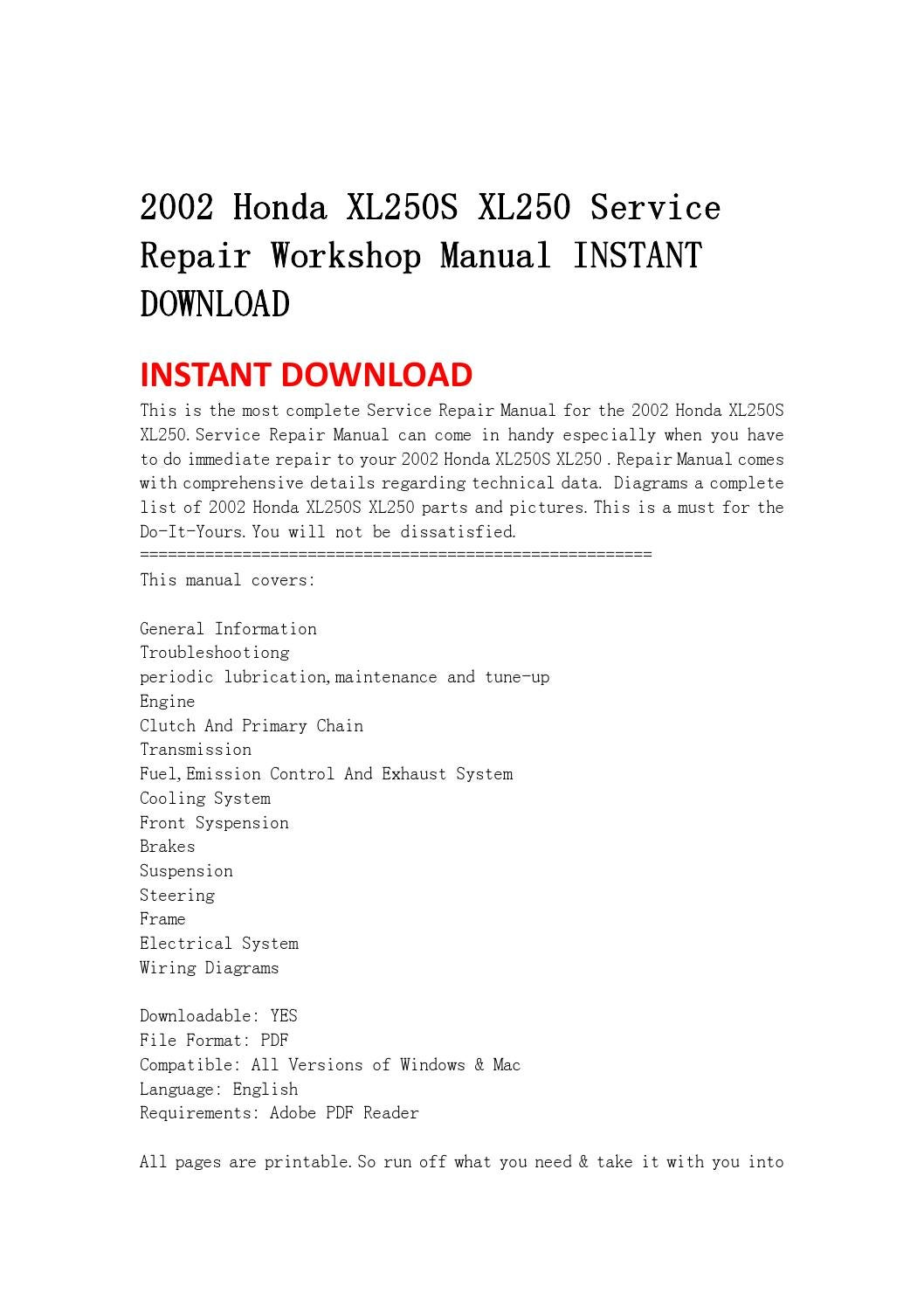 honda ht3810 service manual download