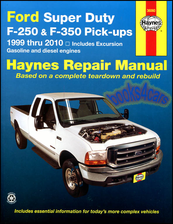 2018 ford f350 diesel owners manual