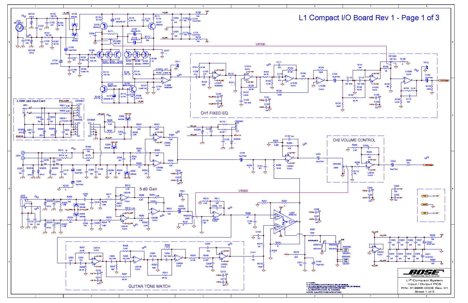 bose l1 compact owners manual