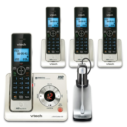 vtech digital phone user manual