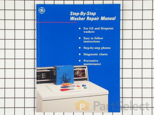 ge washing machine service manual
