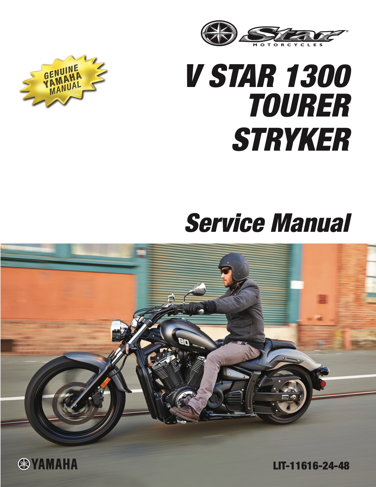 2009 yamaha v star 1300 tourer owners manual