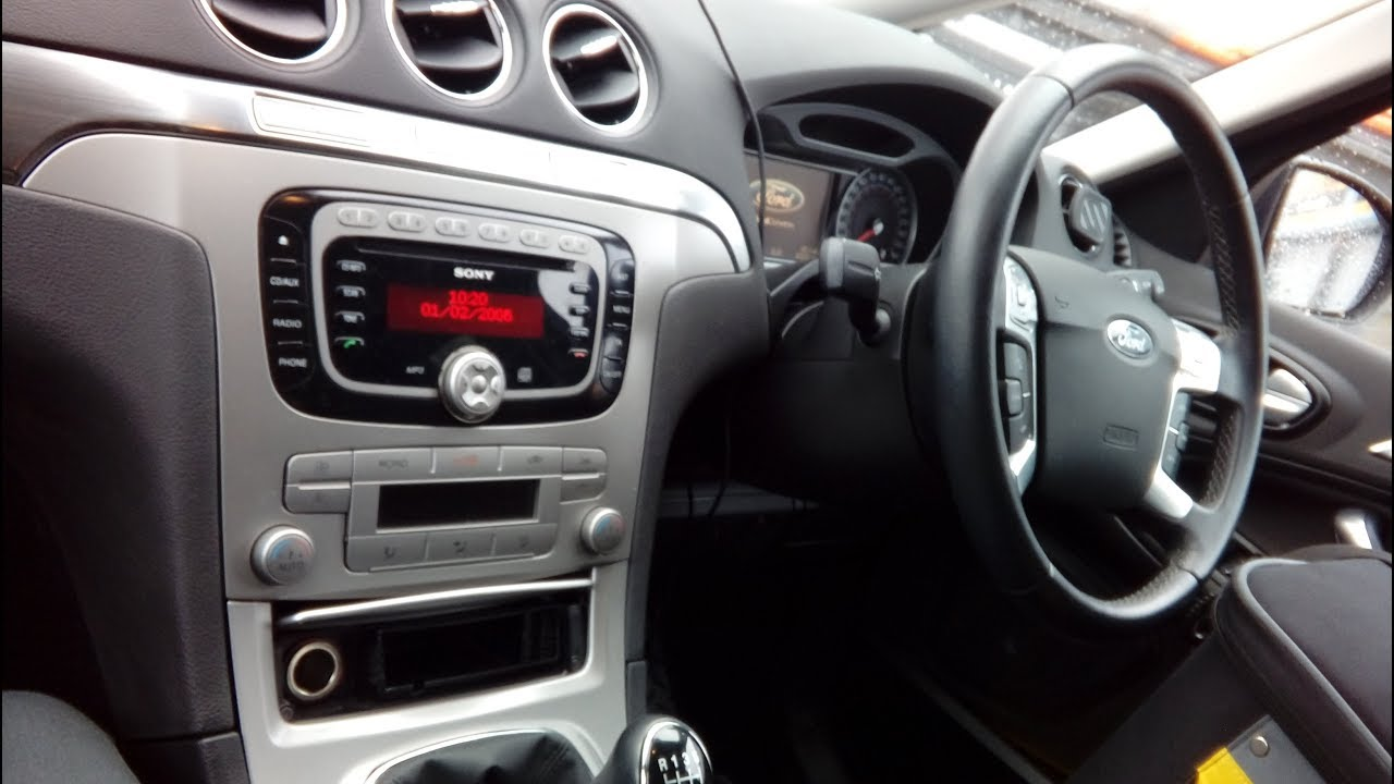 ford s max user manual