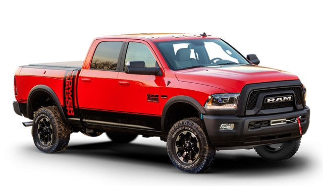 2018 ram 2500 power wagon owners manual