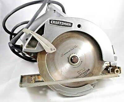 craftsman 2 1 4 hp circular saw manual