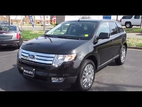 2010 ford edge limited owners manual