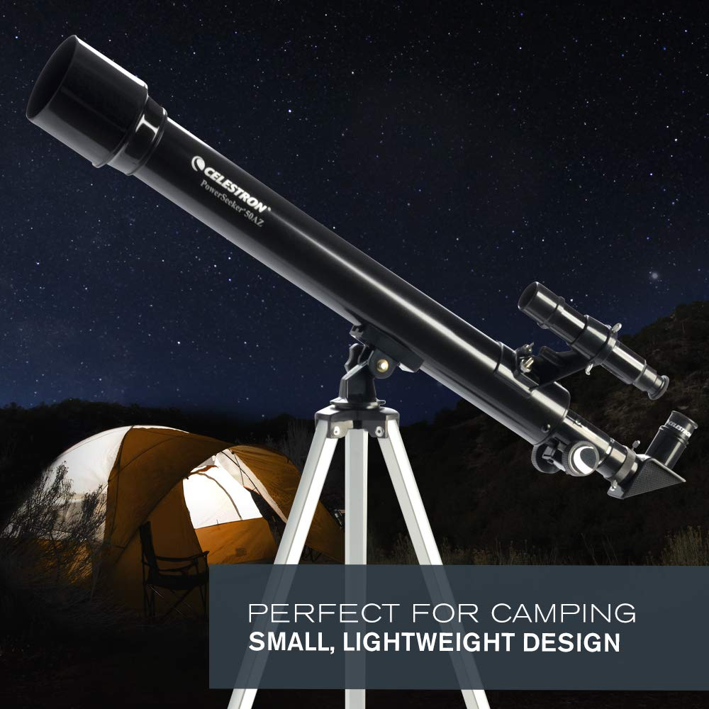 celestron powerseeker 70az user manual
