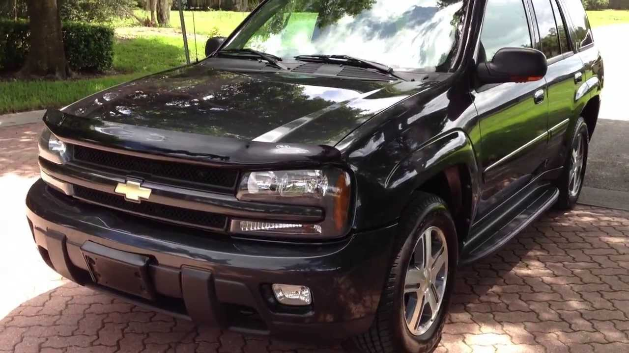 2005 chevy trailblazer lt owners manual