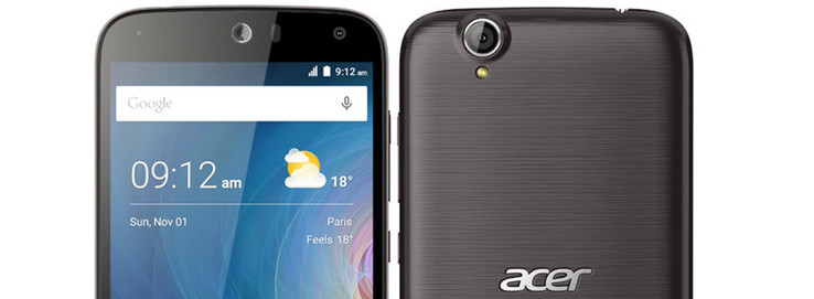 acer liquid z630 user manual