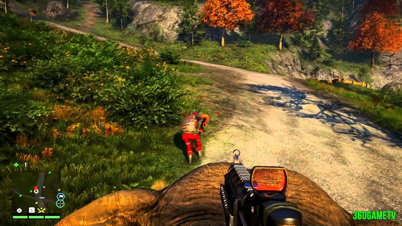 far cry 2 manual activation