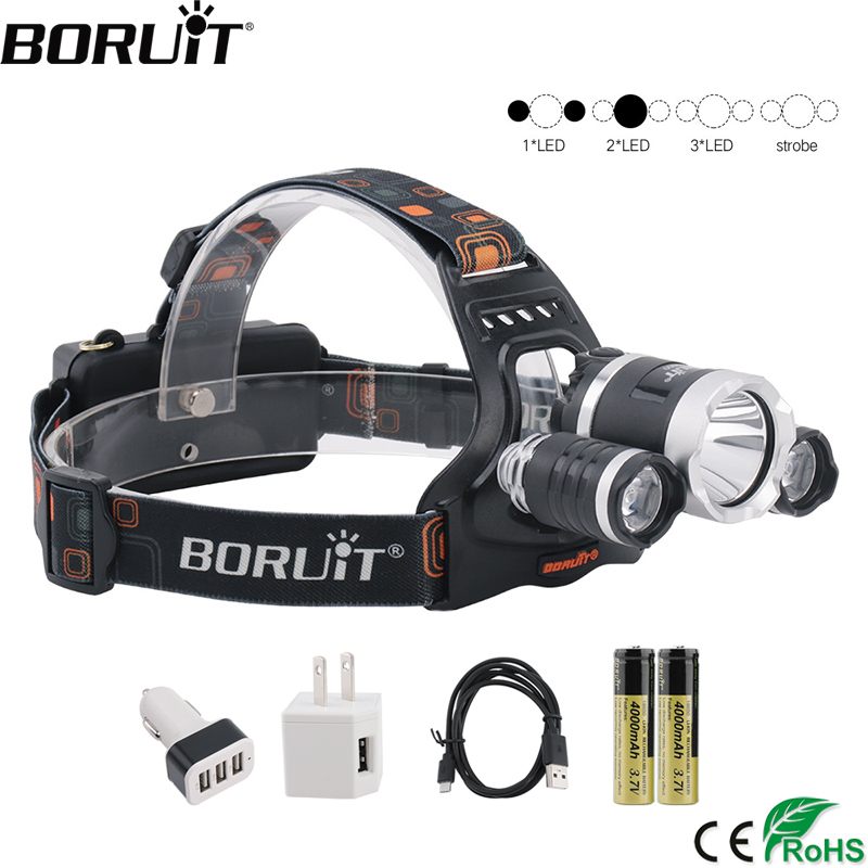 boruit rj 3000 user manual