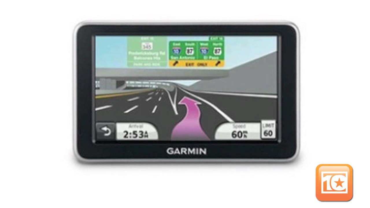 garmin nuvi 2460lmt user manual