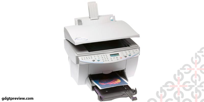 hp officejet g85 user manual