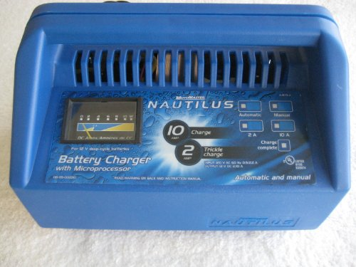 instructions for schumacher 2 10a 12v automatic manual battery charger