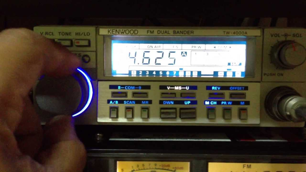 kenwood tw 4000a service manual