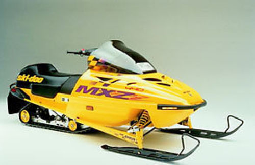 ski doo mxz 800 service manual