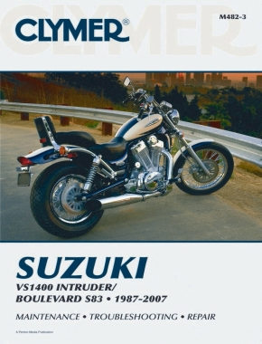 suzuki intruder 1400 service manual pdf